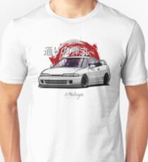 Integra DC2 (white) Unisex T-Shirt