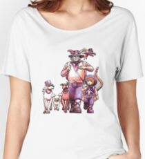 Remi and friends Women's Relaxed Fit T-Shirt