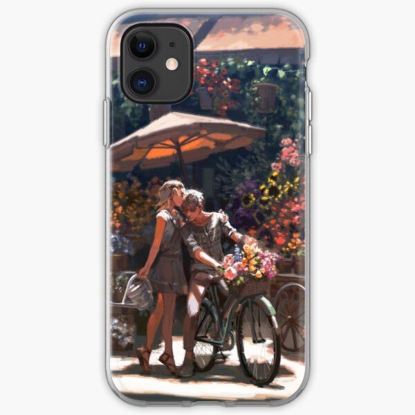 Those Were the Days iPhone Soft Case