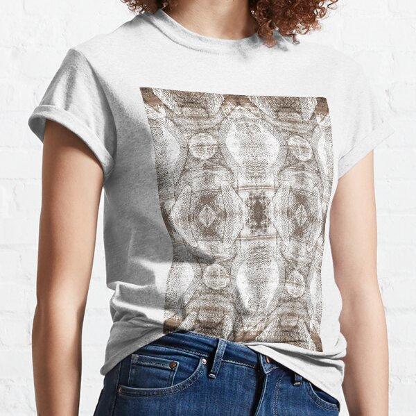 Pattern, Ancient Persian Carpet Classic T-Shirt