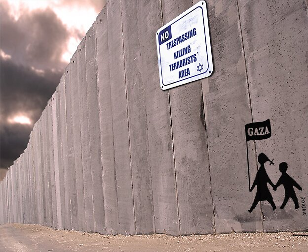 Israeli Propaganda by Poderiu ^