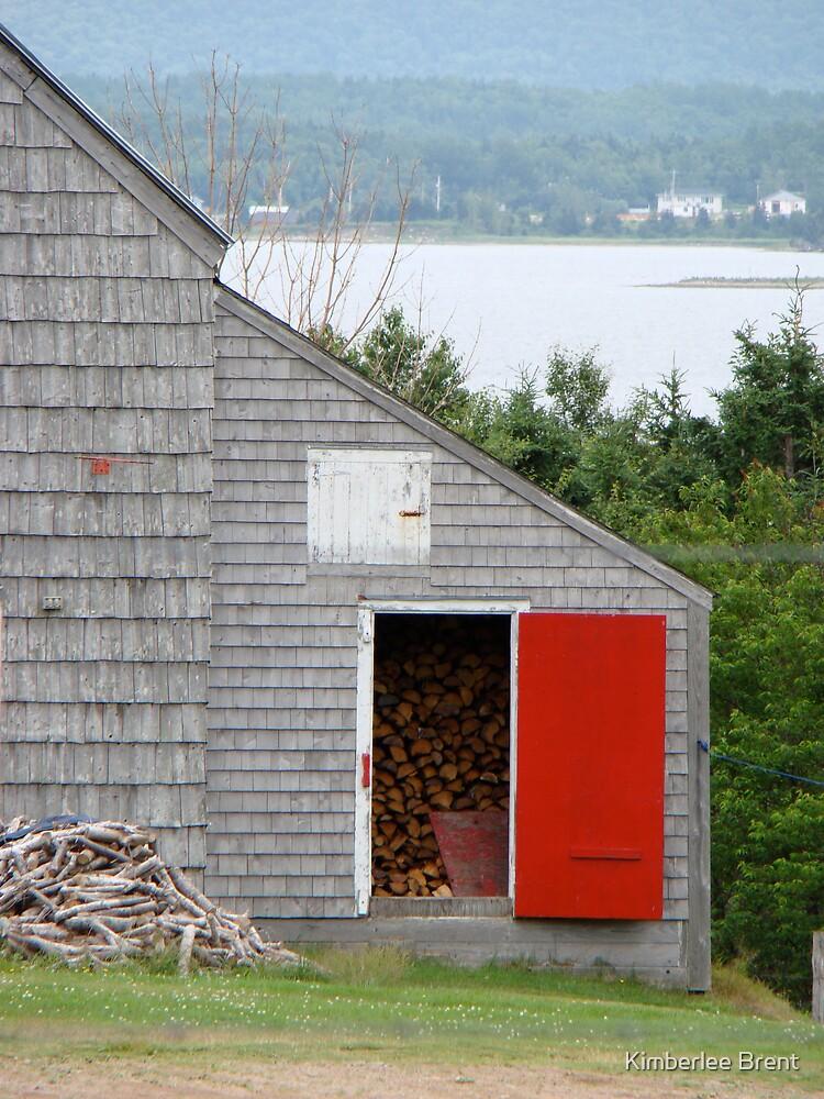 Red Door by Kimberlee Brent