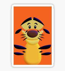 Cute Smiley Cat Sticker