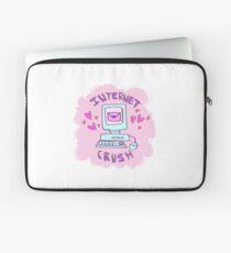 internet crush tumblr aesthetic Laptop Sleeve