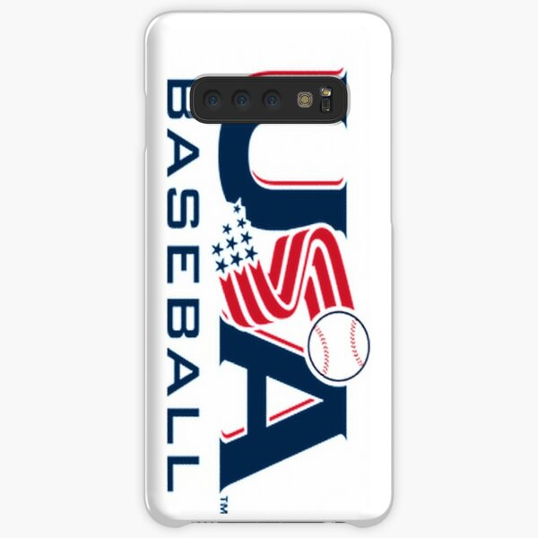 USA Baseball Logo V2 Samsung Galaxy Snap Case