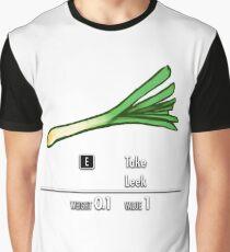 Take Leek Graphic T-Shirt