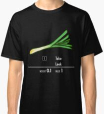 Take Leek Classic T-Shirt