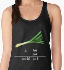 Take Leek Women's Tank Top
