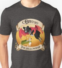 Dueling Dogs Unisex T-Shirt
