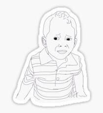 Gavin meme Sticker