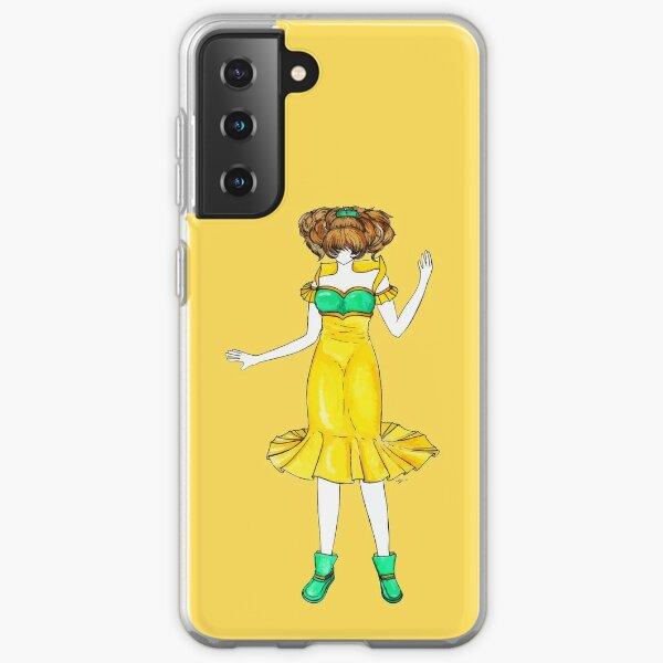 Flower Girl : Jonquil Samsung Galaxy Soft Case