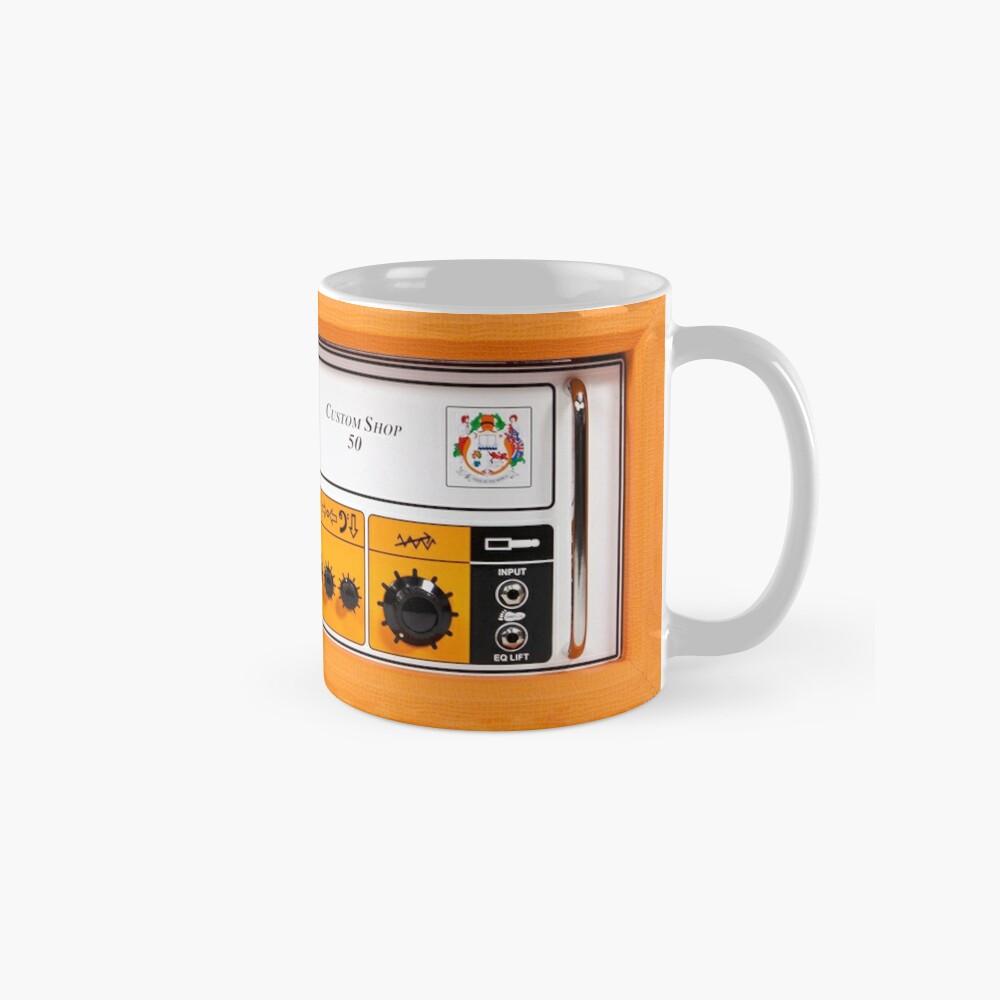 Amplificador de amplificador de color naranja Taza estándar