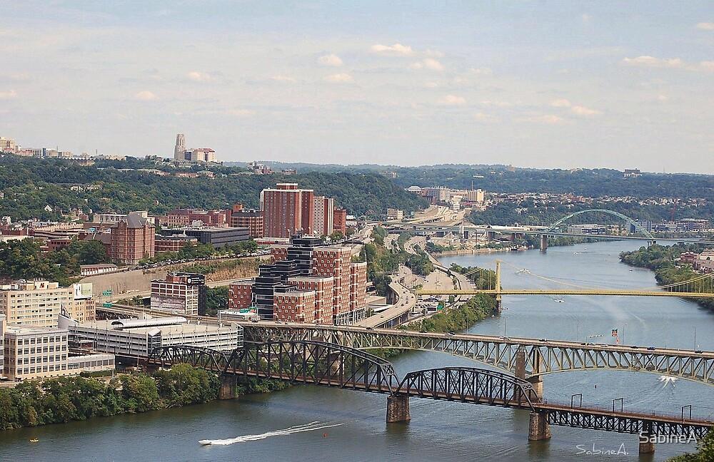 City of Bridges by SabineA