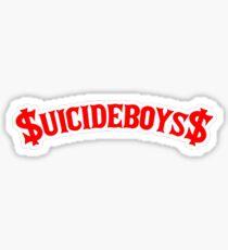 Suicideboys // $uicideboy$ Sticker