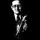 Horace Fellowes Violinist by Stuart  Fellowes