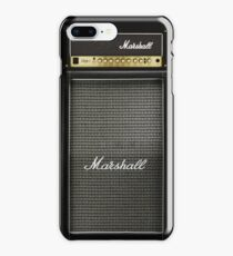 Black and gray color amp amplifier iPhone 8 Plus Case