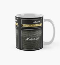 Black and gray color amp amplifier Mug