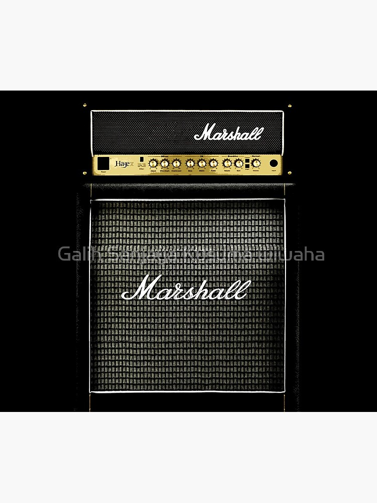 Black and gray color amp amplifier by GalihArt