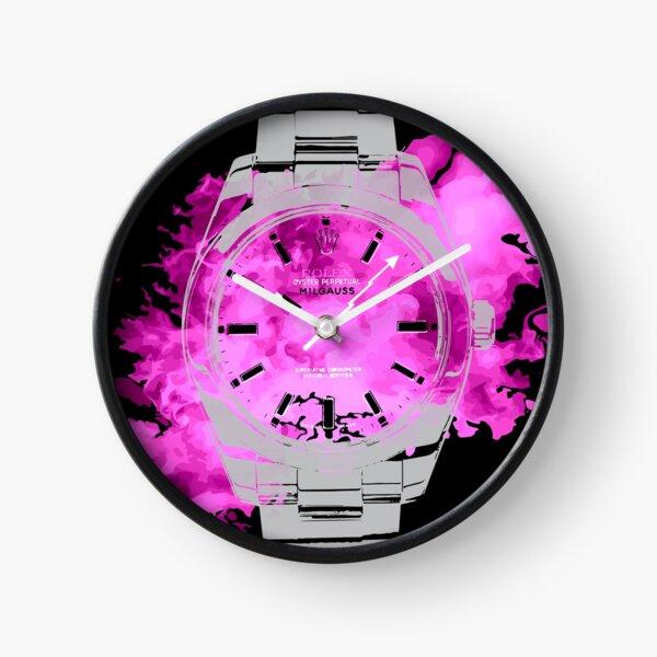 Rolex Milgauss Clock