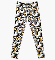 Golden Eye Leggings