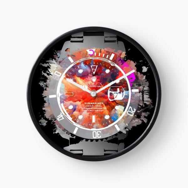 Rolex Submariner Clock