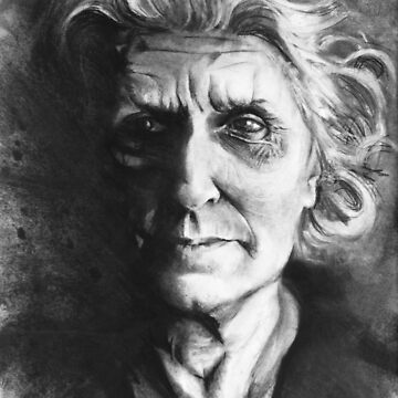 Old Woman by FrancoisArt