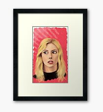 Britta Perry Framed Print