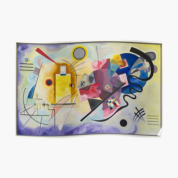 Wassily Kandinsky # 1 Poster