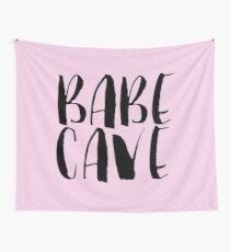 Babe Cave Wall Tapestry