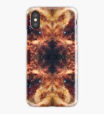Space Mandala 08 iPhone Case/Skin