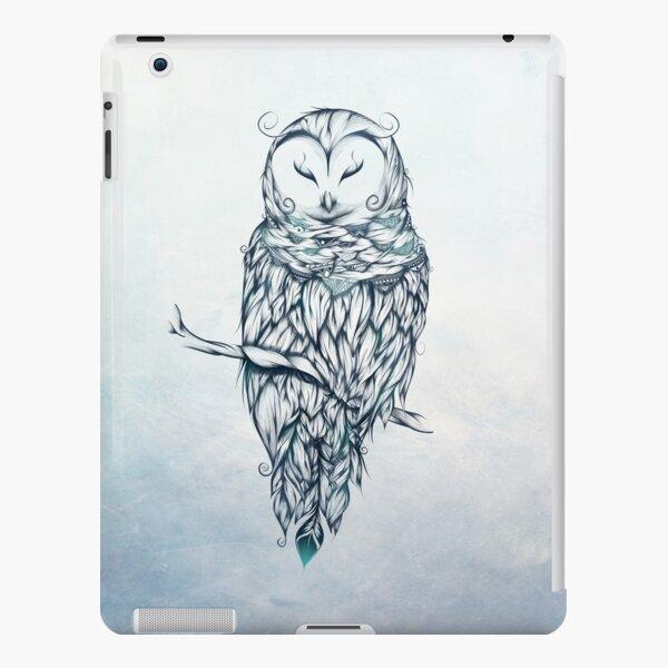 Snow Owl  iPad Snap Case