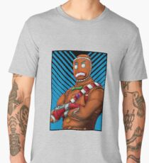 Fortnite - Gingerbread skin Men's Premium T-Shirt