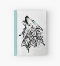 The Wolf  Hardcover Journal