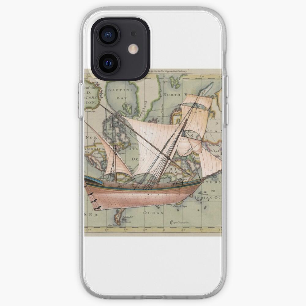 Postcard - Sakouleiva iPhone Case & Cover