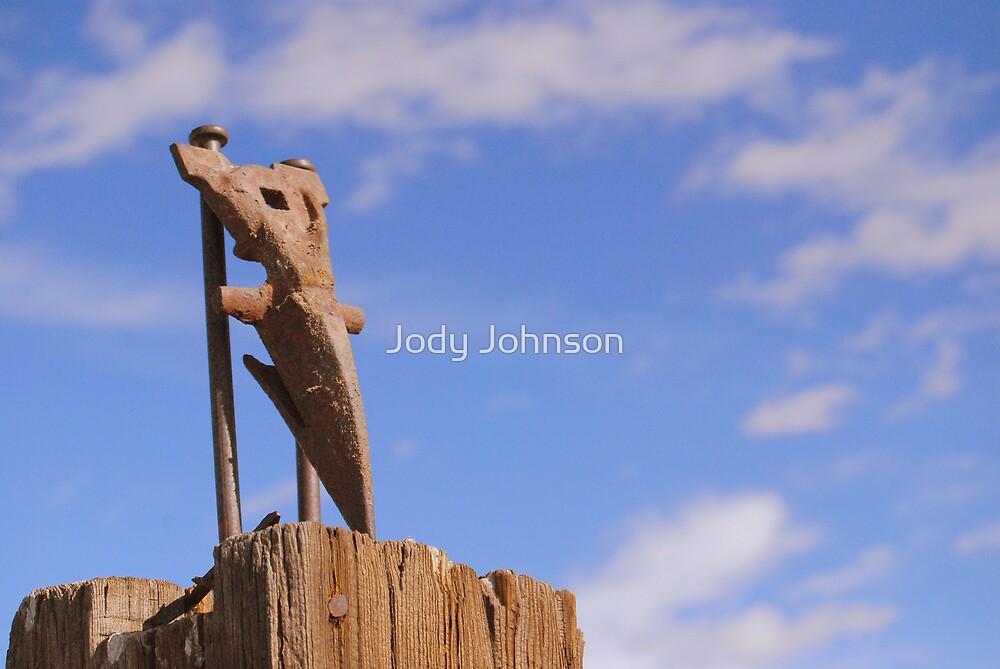Aged by Jody Johnson