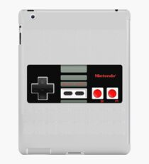 Classic old vintage Retro game controller iPad Case/Skin