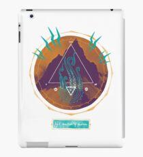 Vinilo o funda para iPad Montaña de la locura