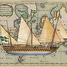 Postcard - Hemmemaa (1776) by TheCollectioner