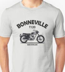Bonneville T120 Made In England Unisex T-Shirt