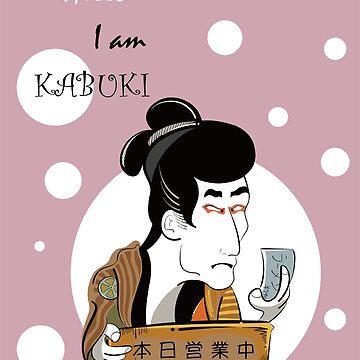Hello Kabuki by JingGu