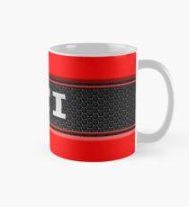 gti red Mug