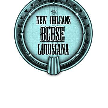 New Orleans Banjo Blues by mayala