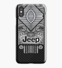 Aztekisches Offroad iPhone-Hülle & Cover