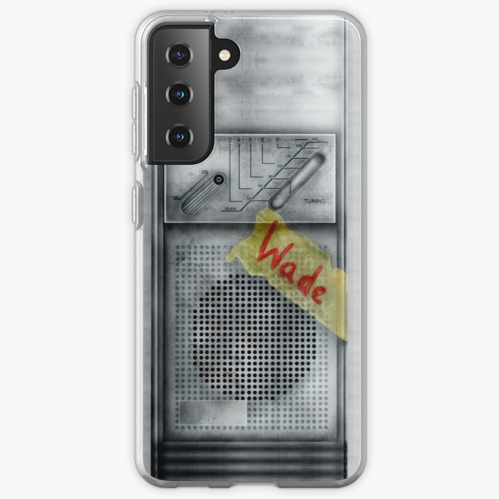 Classic Old vintage dirty dusty Walkman Case & Skin for Samsung Galaxy