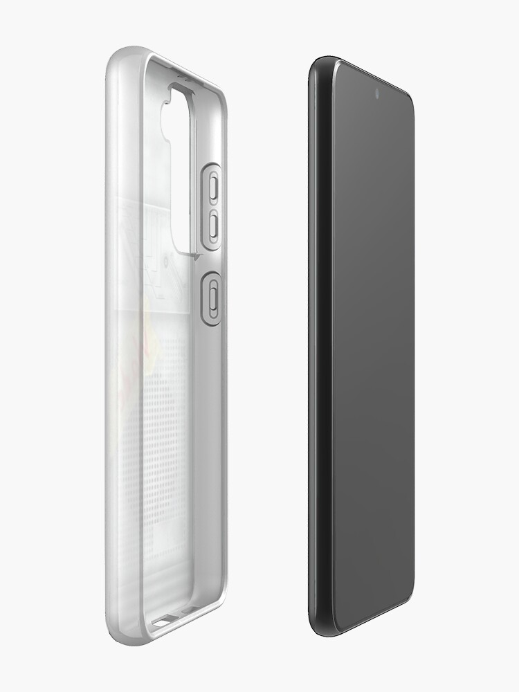 Alternate view of Classic Old vintage dirty dusty Walkman Case & Skin for Samsung Galaxy