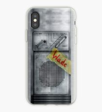 Classic Old vintage dirty dusty Walkman iPhone Case