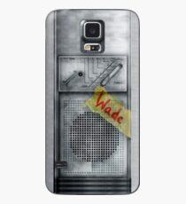 Classic Old vintage dirty dusty Walkman Case/Skin for Samsung Galaxy