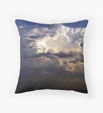 Thunderhead Throw Pillow