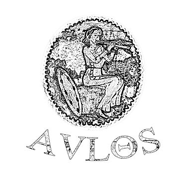 Aulos 1 - Classical Style Sketch/Painting by SalvorHardin