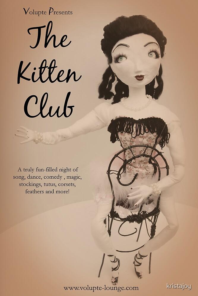 The Kitten Club - Promo Poster by kristajoy